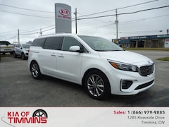 2019 Kia Sedona SXL+ Navigation Nappa Leather