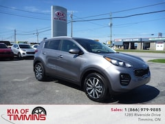 2019 Kia Sportage EX AWD Leather Heated Steering Wheel