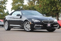Used 2016 BMW 640i Convertible near Vallejo, CA