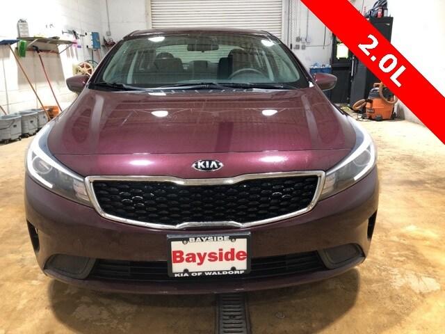 New 2018 Kia Forte For Sale in Waldorf MD | 3KPFK4A79JE175217