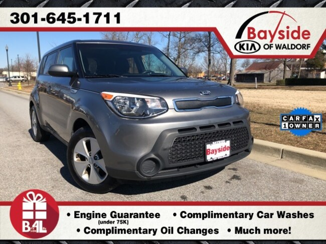 Used 2015 Kia Soul Base FWD Hatchback in Prince Frederick