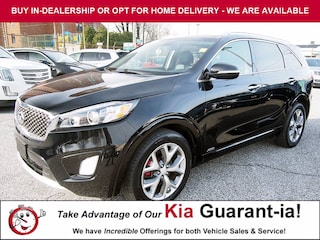 Used 2018 Kia Sorento 3.3L SX SUV for Sale in Wilmington, DE, at Kia of Wilmington