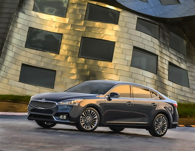 Cadenza Music Definition : Kia cadenza cars review