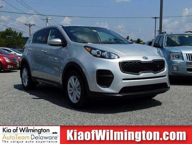 New 2019 Kia Sportage LX Sportage LX FWD 2.4L Wilmington, DE