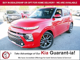 New 2021 Kia Soul GT-Line Soul GT-Line 2.0L KL1052 for Sale near Newark, DE, at Kia of Wilmington
