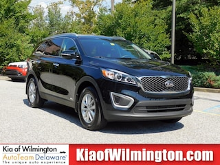 New 2018 Kia Sorento LX Sorento LX AWD 2.4L w/ Conv, Cool/Connect 3Row for Sale in Wilmington at Kia of Wilmington