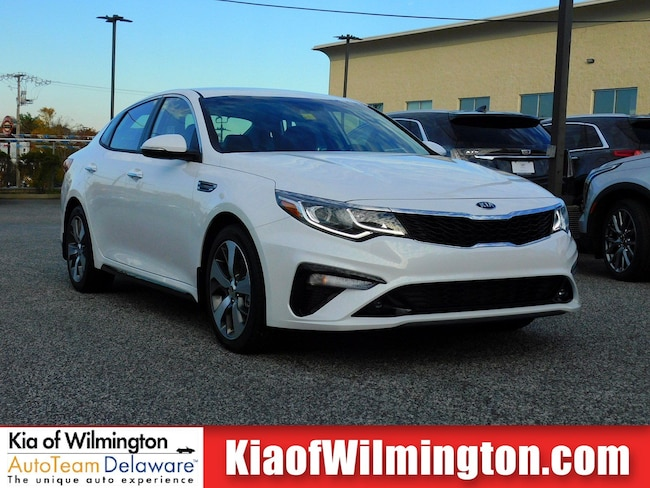 New 2019 Kia Optima S Optima S 2.4L Wilmington, DE