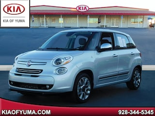 2017 FIAT 500L Lounge Hatchback