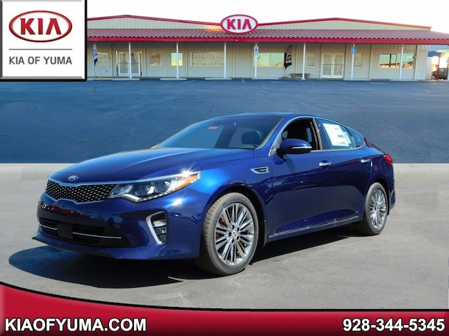 2018 Kia Optima SX Turbo Sedan