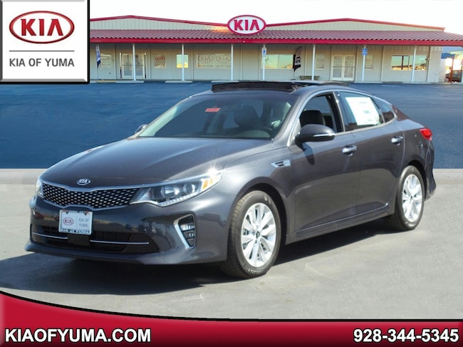 2018 Kia Optima EX Sedan