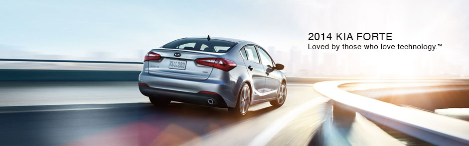 About The 2014 Kia Forte