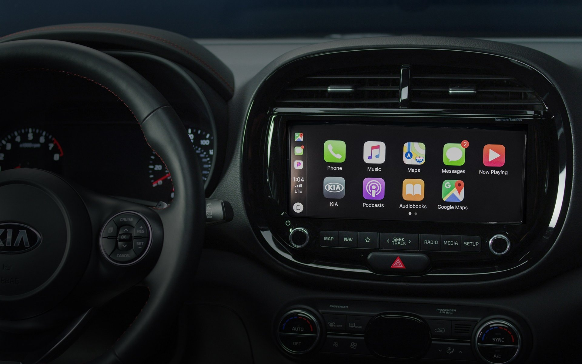 Desktop Apple Carplay