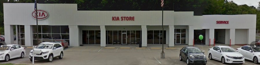 Kia Dealer Near Guntersville AL