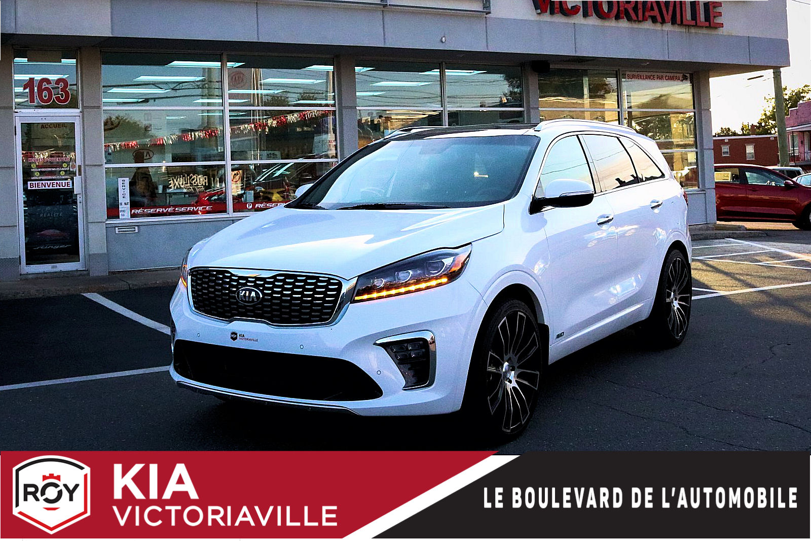 2017 Kia Sorento SX Turbo AWD CUIR TOIT PANORAMIQUE NAVIGATION