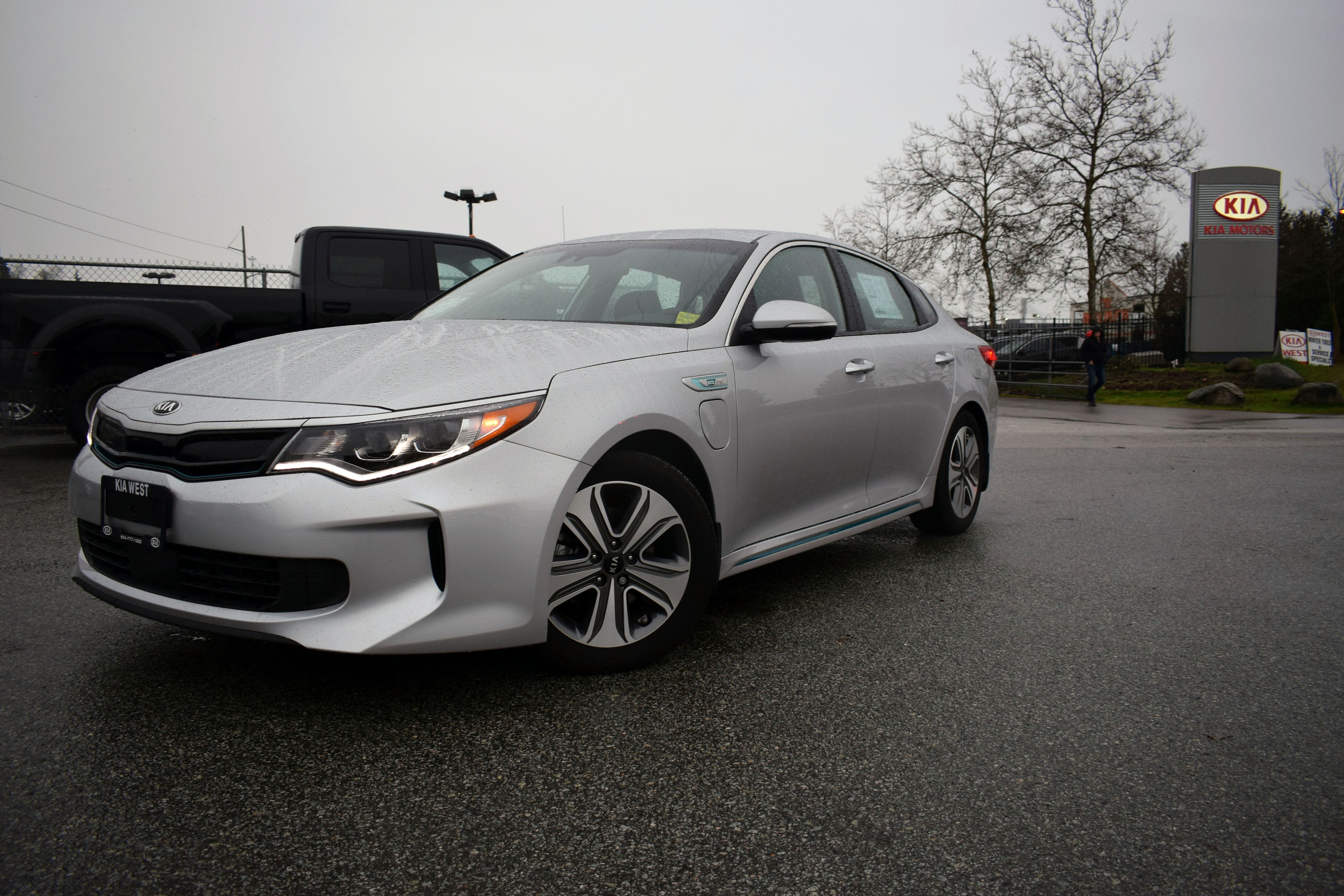 2018 Kia Optima PHEV EX