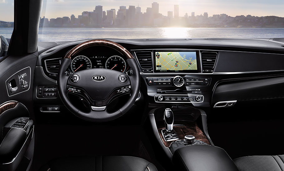 2015 Kia K900 For Sale At Kia West In Coquitlam Greater
