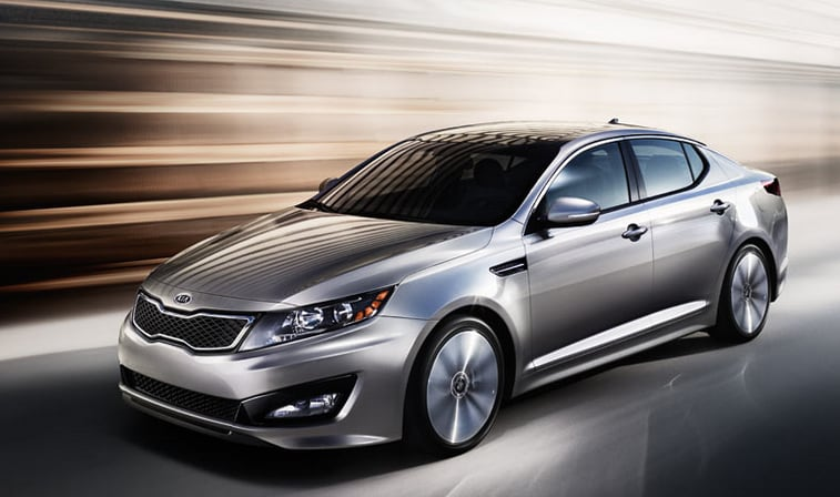 2013 Kia Optima Ex Turbo For Sale In Vancouver Coquitlam Bc