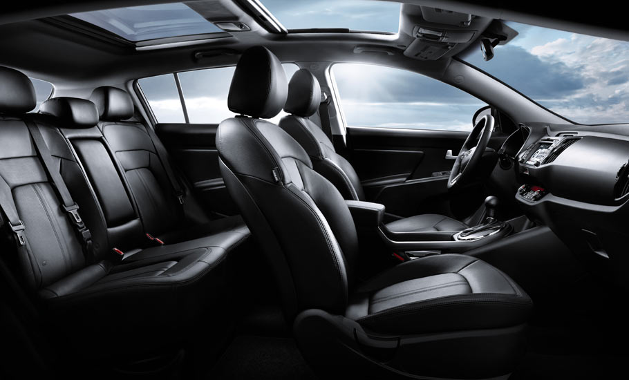 2014 KIA Sportage Interior Seating
