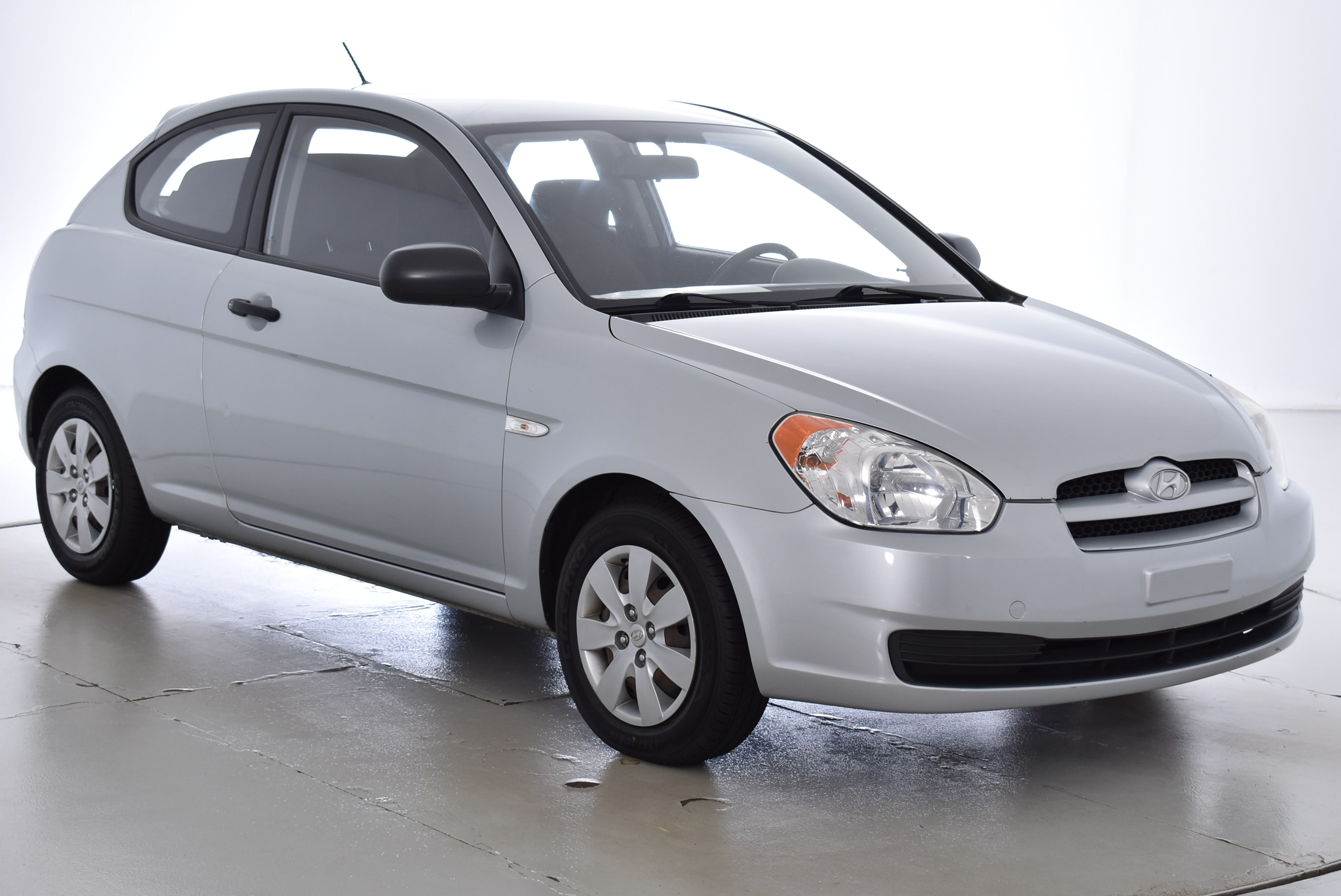 2010 Hyundai Accent Hatchback