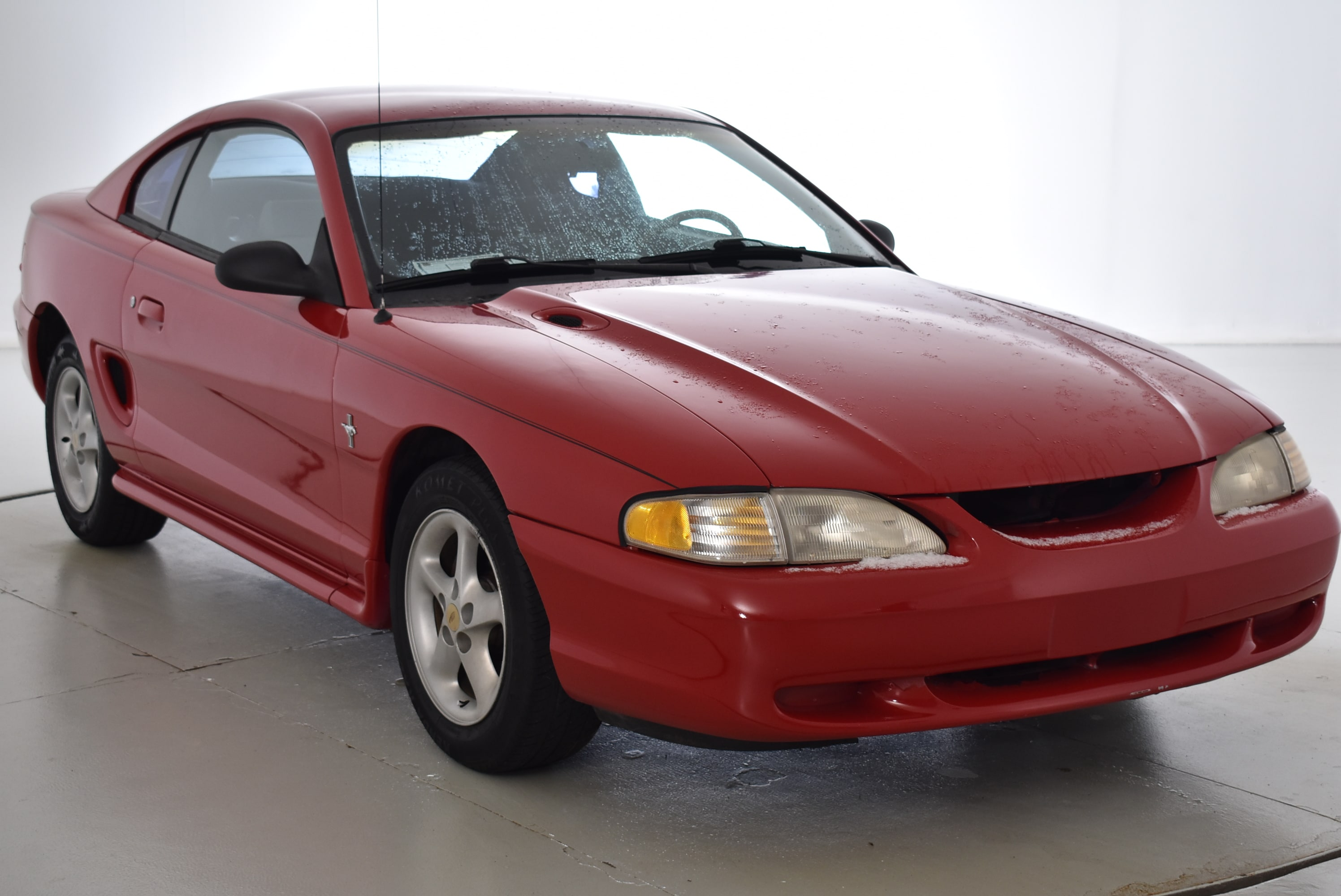Used 1995 ford mustang for sale at swope freedom plan vin