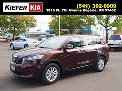New 2019 Kia Sorento 3.3L LX SUV 5XYPGDA52KG506714 in Eugene, OR