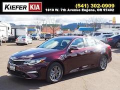 New 2019 Kia Optima LX Sedan 5XXGT4L35KG343164 in Eugene, OR