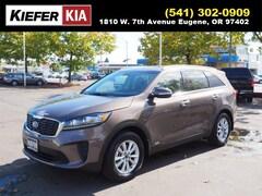 New 2019 Kia Sorento 2.4L LX SUV 5XYPGDA39KG437728 in Eugene, OR