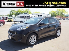 New 2019 Kia Sportage LX SUV KNDPM3AC0K7530041 in Eugene, OR
