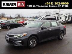 New 2019 Kia Optima LX Sedan 5XXGT4L36KG325160 in Eugene, OR