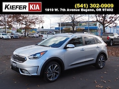 New 2019 Kia Niro Touring SUV KNDCE3LC2K5232451 in Eugene, OR