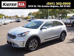 New 2019 Kia Niro Touring SUV KNDCE3LC9K5215842 in Eugene, OR