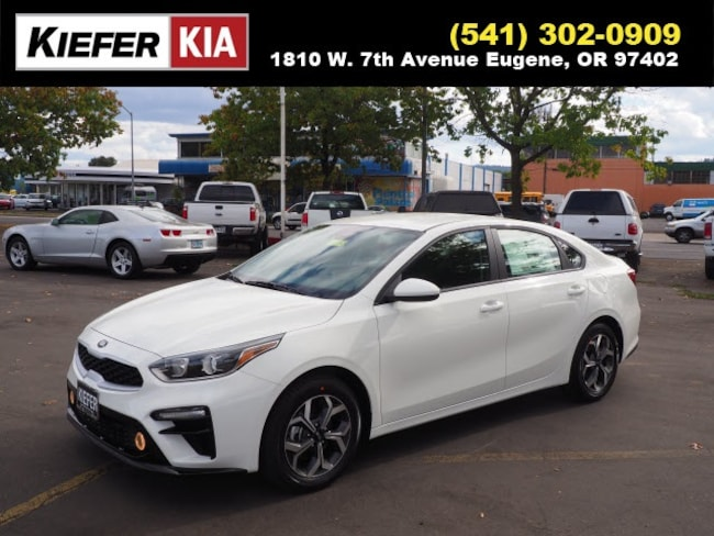New 2019 Kia Forte For Sale In Eugene Or Near Corvallis Albany
