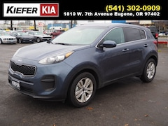 New 2019 Kia Sportage LX SUV KNDPM3AC9K7530233 in Eugene, OR