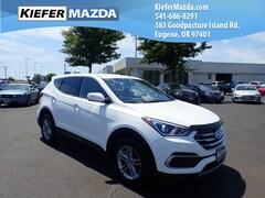 2018 Hyundai Santa Fe Sport 2.4 Base SUV 5NMZTDLB0JH059604