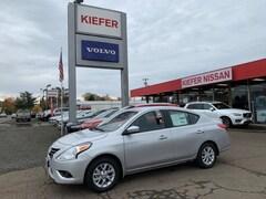 New 2019 Nissan Versa 1.6 SV Sedan 3N1CN7AP6KL817730 in Corvallis, OR