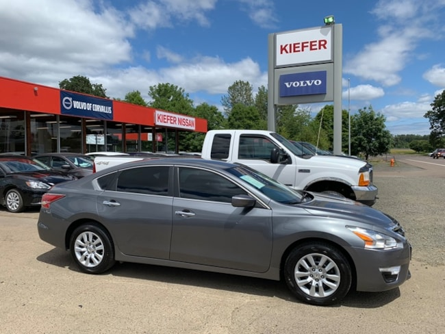 Used 2015 Nissan Altima 2.5 Sedan Corvallis