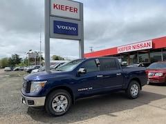 New 2019 Nissan Titan SV Truck Crew Cab in Corvallis, OR
