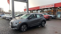 New 2018 Nissan Kicks SR SUV in Corvallis, OR