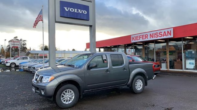New 2019 Nissan Frontier SV Truck Crew Cab Corvallis, OR