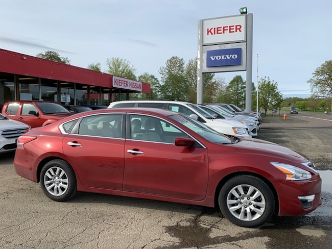 Used 2015 Nissan Altima 2.5 S Sedan Corvallis