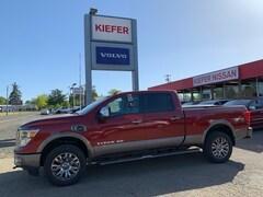 New 2018 Nissan Titan XD Platinum Reserve Diesel Truck Crew Cab in Corvallis, OR