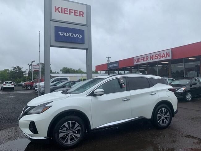 New 2019 Nissan Murano SV SUV Corvallis, OR