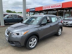 New 2019 Nissan Kicks S SUV in Corvallis, OR