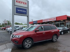 New 2019 Nissan Pathfinder SV SUV in Corvallis, OR