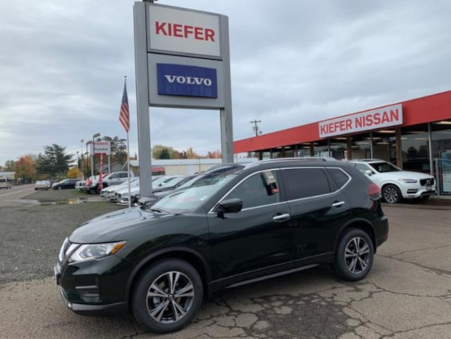 New 2019 Nissan Rogue SV SUV Corvallis, OR