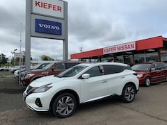 New 2019 Nissan Murano SL SUV in Corvallis, OR