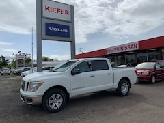 New 2019 Nissan Titan SV Truck Crew Cab in Corvallis, OR