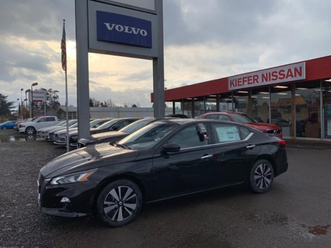 New 2019 Nissan Altima 2.5 SV Sedan Corvallis, OR