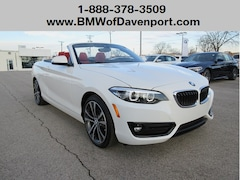 New BMW for sale 2018 BMW 230i xDrive Convertible in Davenport, IA
