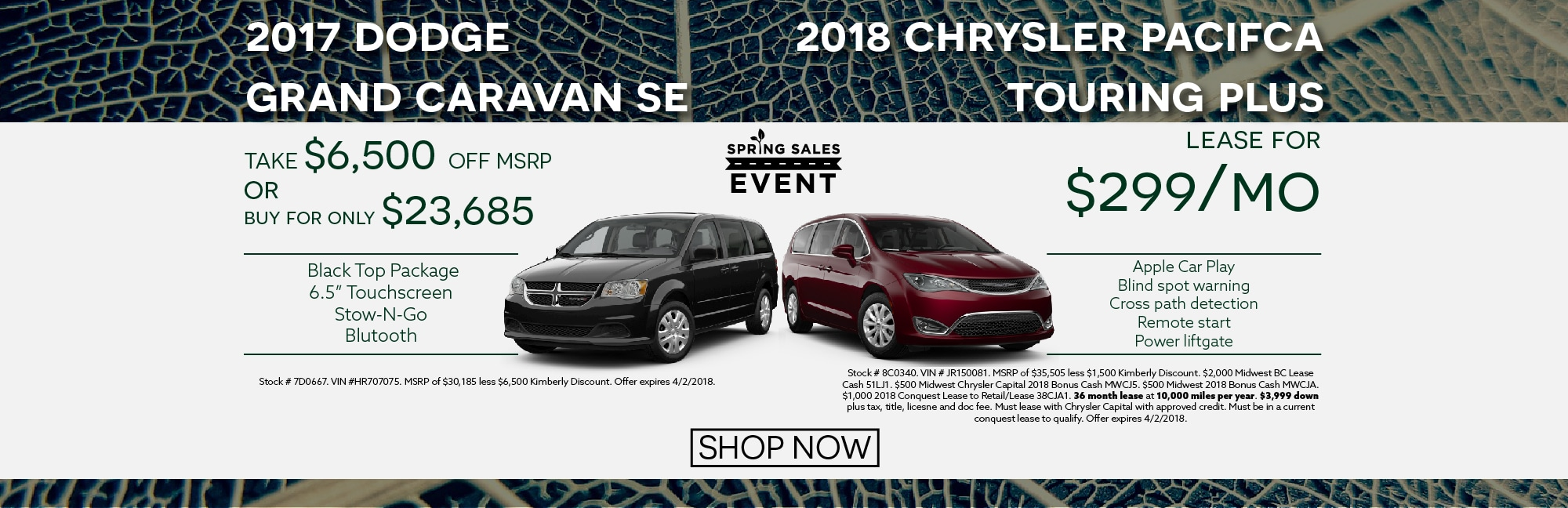 Davenport Chrysler, Dodge, Ram, Jeep Dealership | Kimberly ...